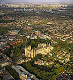 Peterborough Cathedral and its city